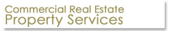 Commercial Real Estate Property Services